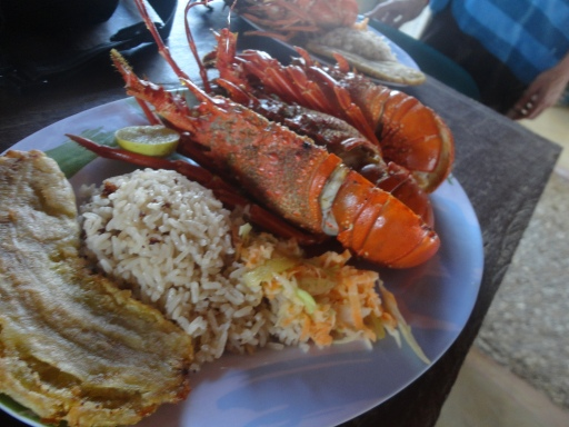 The $5 lobster meals of the Guajira Peninsula