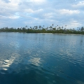 Waking up in the San Blas Islands