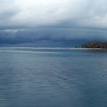 Calm before the storm, San Blas Islands, Panama
