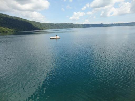 Laguna de Apoyo--quite possibly one of the best swimming lakes I've ever encountered