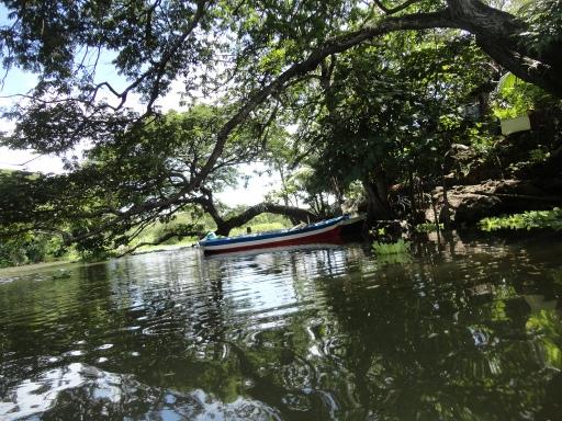 Kayaking along Las Isletas in Granada