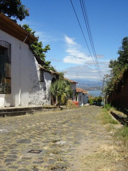 Lovely streets of Suchitoto