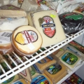 A happy find in Nicaragua–cheese made in Monroe, WI