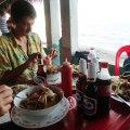 Seafood in Honduras