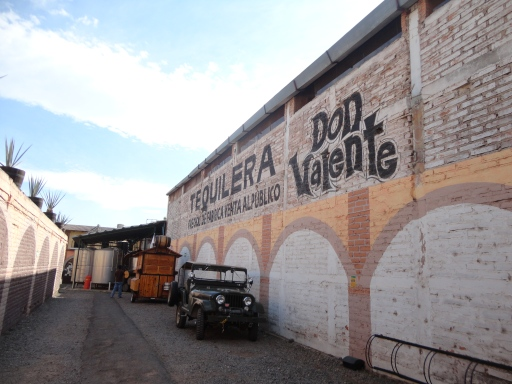 Take a free tour of a tequila factory near Guadalajara and sample some of Mexico's finest