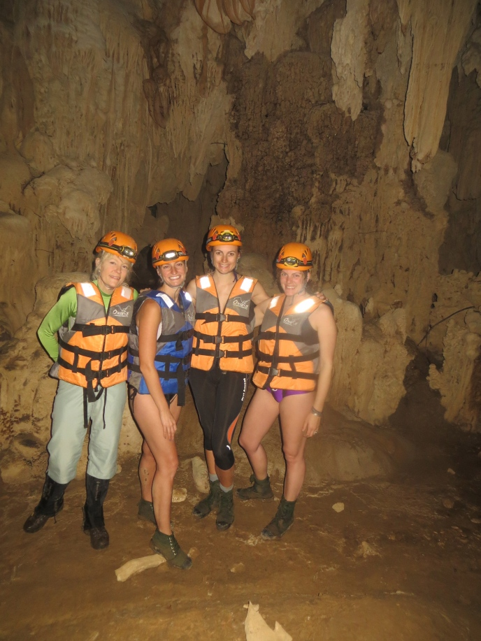 Deep underground, Phong Nha National Park