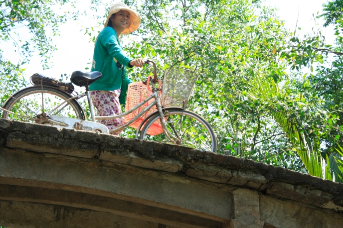 Rural Perfection on the Mekong Delta