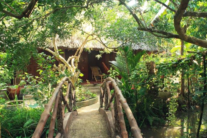 Jardin du Mekong home stay