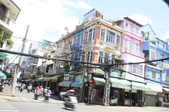 Saigon's Cholon, District 5