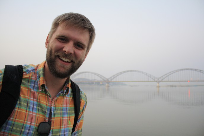 Travel in Myanmar