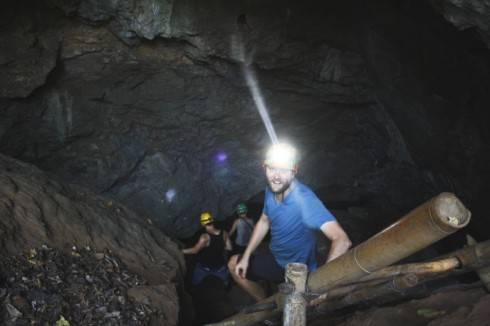 Caving Tour at Cave Lodge