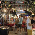 Chang Mai night market