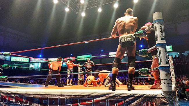 Lucha Libre Guadalajara